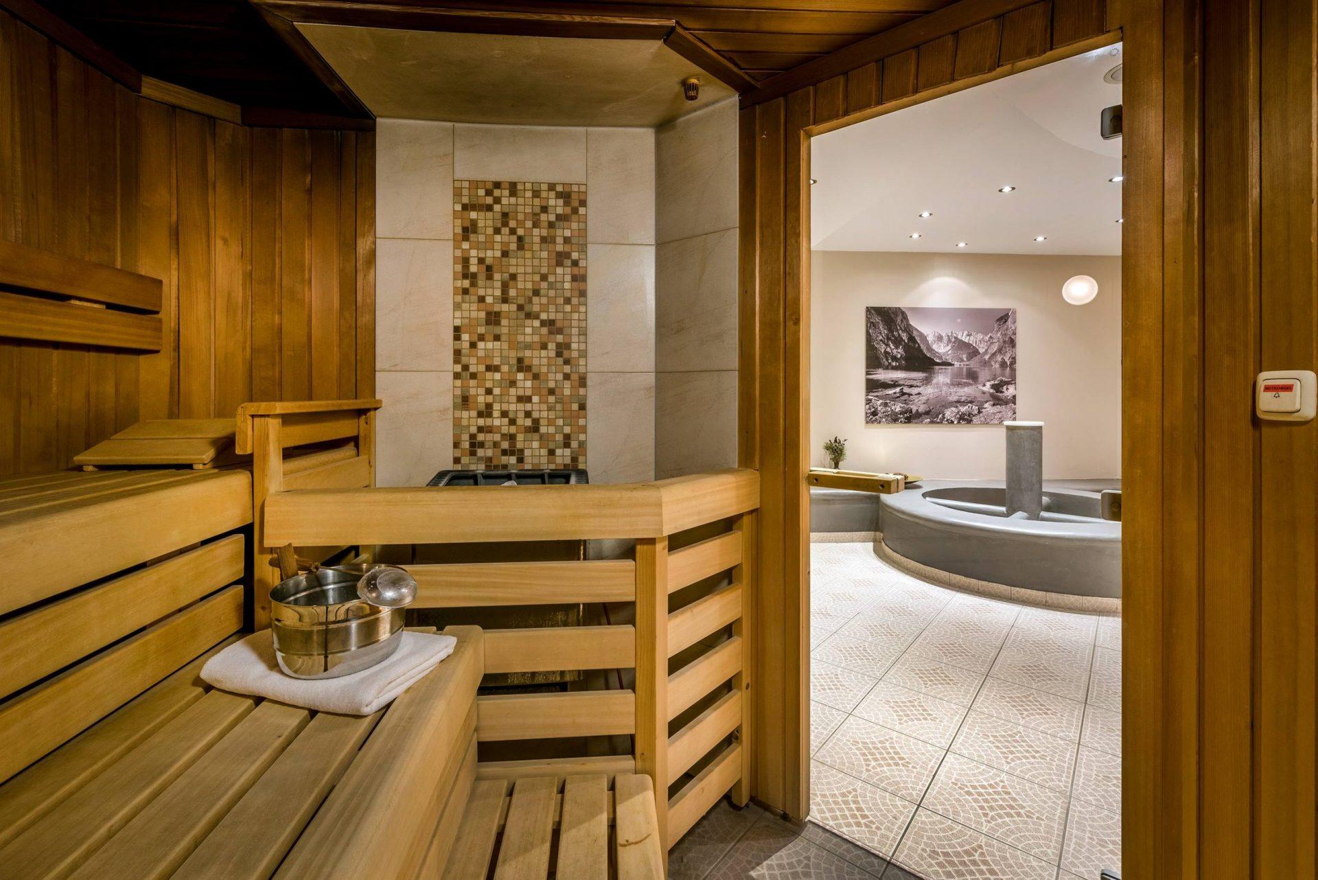 Landhaus-Tanner-Sauna