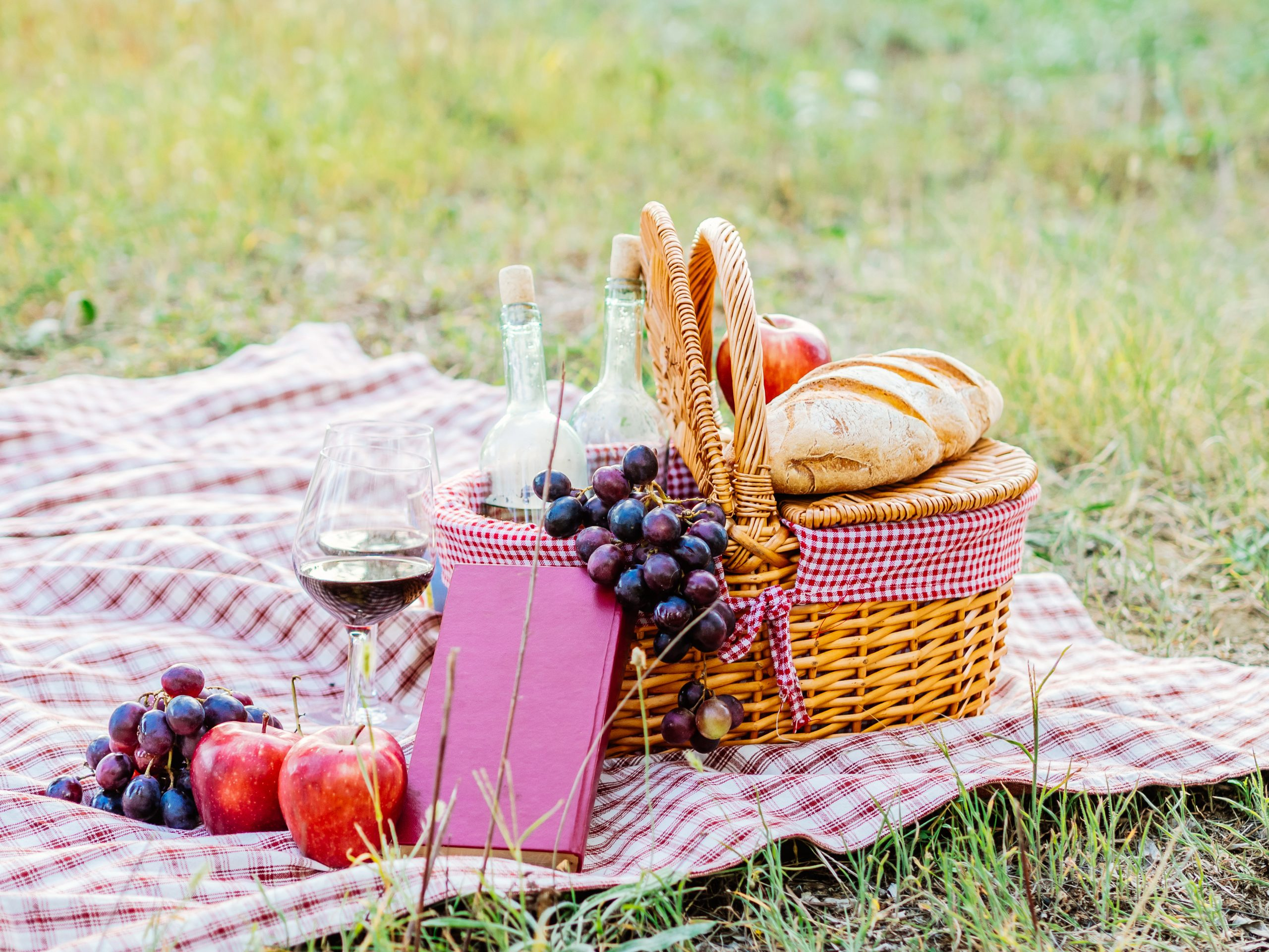 Picknicken in Waging am See