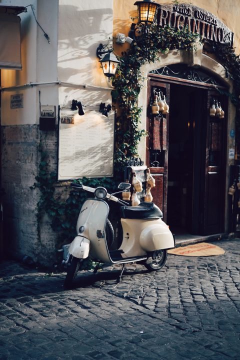 It's Amore - Vespa Wochenende in Waging am See